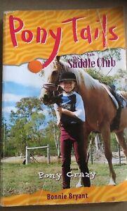 Pony Tails -  Vintage Horse Books