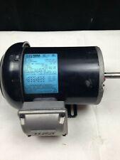 WEG General Purpose Motor,1 HP,W56 Frame, 00136ET3EW56-S 230/460 Volt NEW