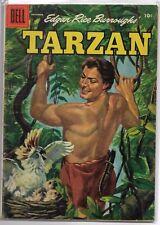 Tarzan #74 Dell 1955 Golden Age Comic Book VG+/FN-