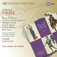 Andre Cluytens - Gounod Faust [CD]