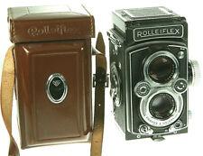 ROLLEIFLEX 3,5 B con C.Z Tessar 3,5/75mm #1726099 anno di costruzione 1954-1956