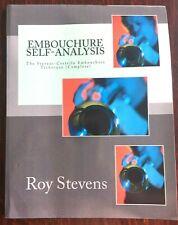 New ListingEmbouchure Self-Analysis Stevens-Costello Embouchure By Roy Stevens Trumpet