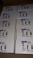 10 NEW EATON CUTLER HAMMER ARC FAULT  CHFP115AF=CHFCAF115PN NEWEST VERSION GEN 6