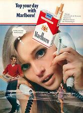 MARLBORO-CIGARETTES - 1969-ii - publicité-publicité-genuineadvertising-NL - Correspondance