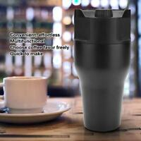 Machine à capsules de café électrique Mini portable Cafetière de voyage 550ml