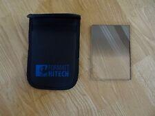 """New Formatt Hitech 4x5.65"""" Firecrest IRND 0.6 ND Vert Glass Filter #FC4X5NDVG0.6"""