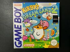 KIRBY'S DREAM LAND 2 - NINTENDO GAME BOY - JEU COMPLET - PAL / OVP CIB VGC