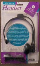 vintage hs 9000 headset for use with vtech cordless telephones