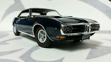 1:18 GMP ACME 1968 PONTIAC FIREBIRD AGENA BLUE  GUYCAST 250 MADE