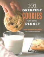 101 Greatest Cookies on the Planet, Paperback by Mylroie, Erin, Like New Used...