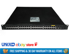 Quanta LB4M Ports- 48 x 10/100/1000 + 2 x SFP+ Switch Rack Ears Included