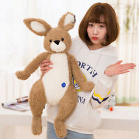 Giant 31inch Bunny Doll Stuffed Plush Anime Rabbit Toys Gifts for Children 80cm
