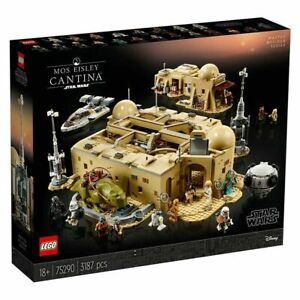 BRAND NEW SEALED LEGO Star Wars Mos Eisley Cantina - 75290 FAST SHIPPING