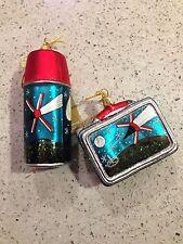 Mid Century Modern - Sputnik - Glass Christmas Ornaments - Poland