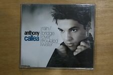 Anthony Callea  ‎– Rain // Bridge Over Troubled Water  ( C208 )
