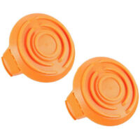 2Pack Spool Cap Covers Fits Worx GT Cordless Grass Trimmer 50006531 WA6531 WG150