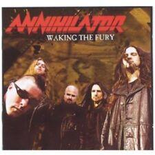 Annihilator - Waking the Fury CD NEU OVP