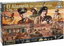 Italeri 1:72 6181: Battle-Set  El Alamein - Railway Station