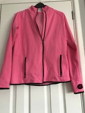 Primark Atmosphere Workout Pink Hooded Jacket Size 14