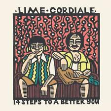 """New Music Lime Cordial """"14 Steps To A Better You"""" LP"""