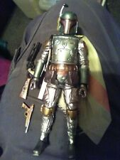 Star Wars The Black Series Carbonized Boba Fett 6 inch LOOSE