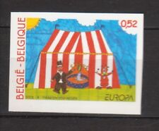(*) BELGIE ONGETAND OBP nr. 3071 ND, ongetand m. rugnr. Cw. € 50,-  Circus