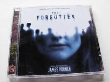James Horner THE FORGOTTEN Julianne Moore Soundtrack CD New