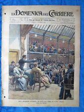 La Domenica del Corriere 23 marzo 1902 Milano - A. Franchetti - G. Casati