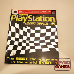 Official UK PlayStation Magazine: Racing Special - 1998 - Special Edition