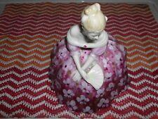 Vintage 1972 Royal Doulton Lady Figurine Victoria Hn 2471 Peggy Davis