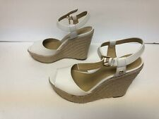 Michael Kors Women's Carlyn Wedge Leather- 40R9CRHS1L, Size 7.5.