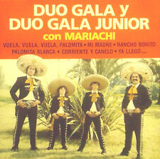 CD DUO GALA Y DUO GALA JUNIOR - con mariachi