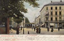 Ansichtskarten aus Baden-Württemberg mit dem Thema Straßenbahn