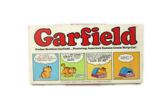 Vintage 1978 Garfield The Cat Jim Davis Board Game Parker Brothers No.116