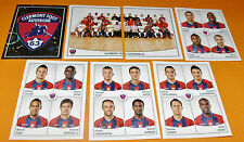 CLERMONT FOOT AUVERGNE COMPLETE L2 2010 PANINI FOOT 2011 FOOTBALL 2010-2011