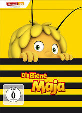 THE BEE MAJA 1-26 Spiele Edition THE TV-SERIES 26 Episodes 4 DVD Box New