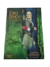 Sideshow Weta LOTR Lord of the Rings: Legolas Greenleaf Statue!!!