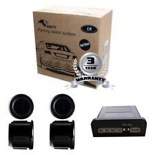 Steelmate PTSC1 EBAT Gloss Black Rear Reverse Parking Sensor 4 Sensors Kit