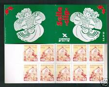 Chile 1992 Booklet Christmas MNH DS/20