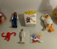 Vintage Junk Drawer Lot - Misc Items - Used Collectible Toys - Hobbies - Game