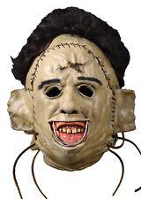 The Texas Chainsaw Massacre Leatherface 1974 Killing Adult Latex Halloween Mask
