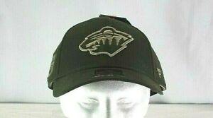 Minnesota Wild Green Baseball Cap Snapback