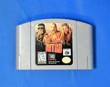 WCW Nitro Nintendo 64, 1996 TESTED