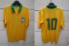 Maillot BRESIL BRAZIL 1986 vintage SOCRATES jersey shirt camiseta trikot BRASIL
