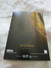 Twilight New Moon Neca Trading Card WP-6 Robert Pattinson , Kristen Stewart
