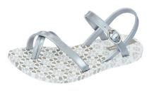Scarpe Infradito in argento per bambine dai 2 ai 16 anni