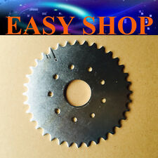 415 36T Tooth Chain Rear Sprocket Cog 49cc 80cc Motorised Motorized Bicycle Bike