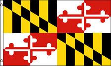 3x5 Ft MARYLAND State Flag US American MD Flag - NYLON f