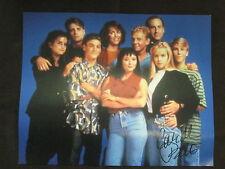 BEVERLY HILLS 90210 CAROL POTTER RARE AUTOGRAPHED 8X10 W/ COA !