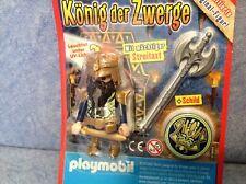 (Nroinain) playmobil Roi des nains the hobbits